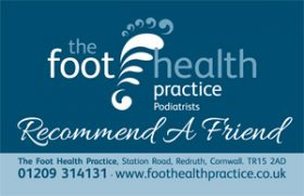 Foot Health Practice Recommend A Friend